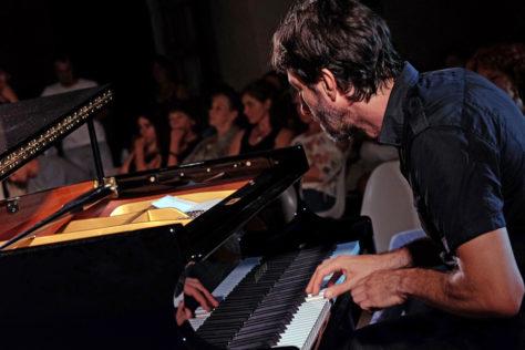 Sébastien Lalisse au piano